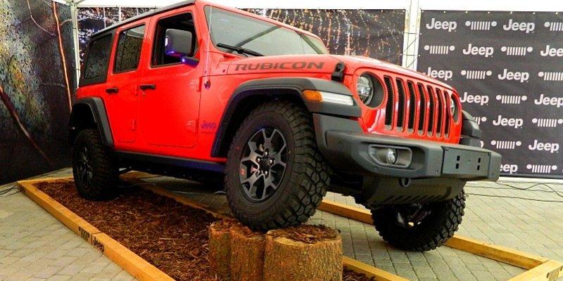 Jeep Experience v Adventure Landu