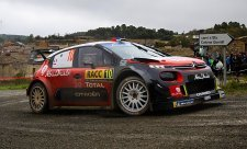 Neuvěřitelné, Loeb vyhrál Katalánskou rallye