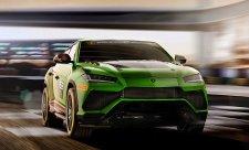 Lamborghini Urus ST-X pro rallyekros
