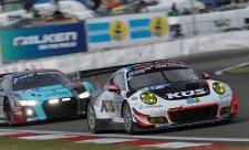 Porsche zvítězilo v závodě na 24 h na Nürburgringu