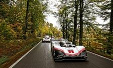 Vítězná porsche z Le Mansu zamířila do firemního muzea