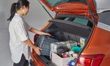 Ukládání zavazadel podle metody KonMari