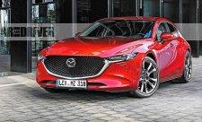 Mazda 3 pro rok 2019 se představí na autosalonu v Los Angeles