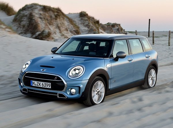 Mini Countryman a Clubman s ALL4 bez příplatku