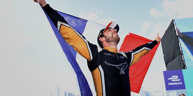 Di Grassi vítězem, Vergne celkovým šampionem
