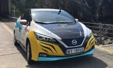 16000 kilometrů v elektromobilu