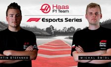 Čeští závodníci pojedou za tým Haas