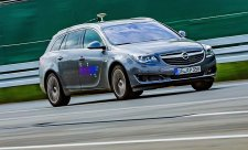 Opel testuje automatizovanou jízdu