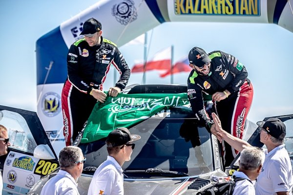 Mini vyhrálo Rallye Kazachstan
