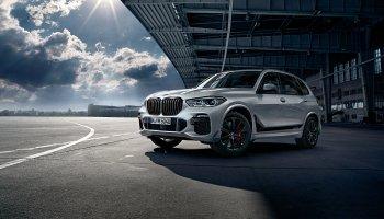 Nové BMW X5 s díly M Performance Parts v obrazech