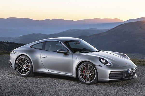 Kdy dorazí hybridní Porsche 911?