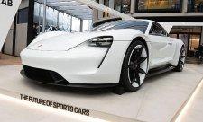 Porsche Taycan jde do výroby