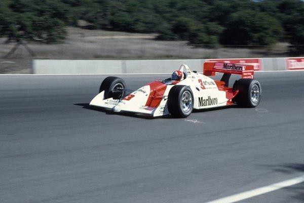 Finále příští sezony IndyCar bude hostit Laguna Seca