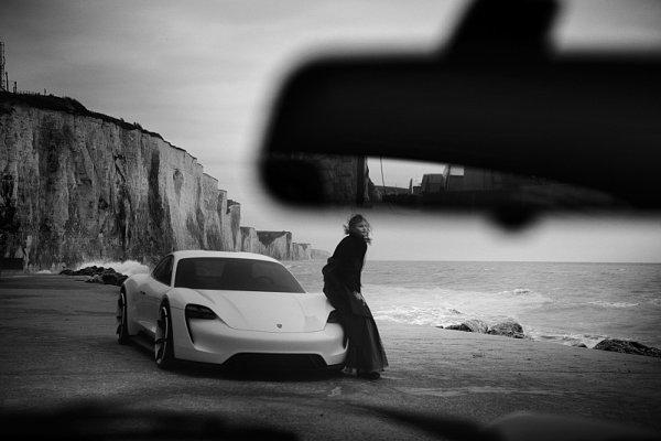 Porsche objektivem Petera Lindbergha