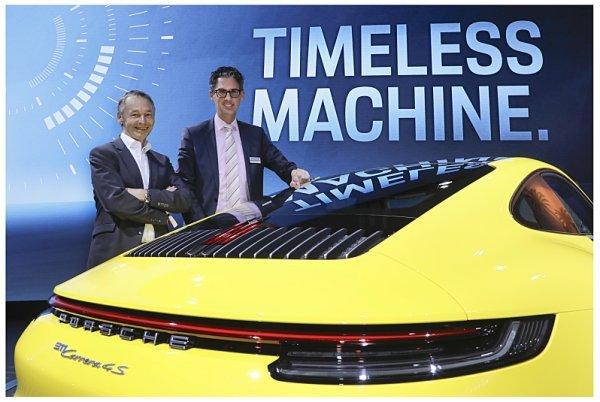Za Porsche 911 bude nyní zodpovídat Walliser