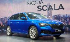 Škoda Scala s novým stylem i technikou