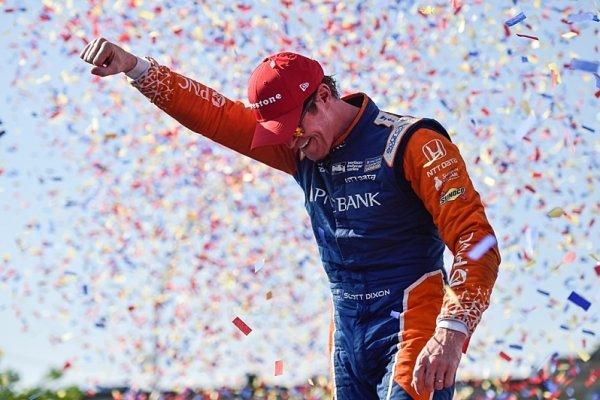 McLaren chce v IndyCar zlákat Scotta Dixona