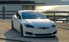 Tesla Model S objektem tuningu