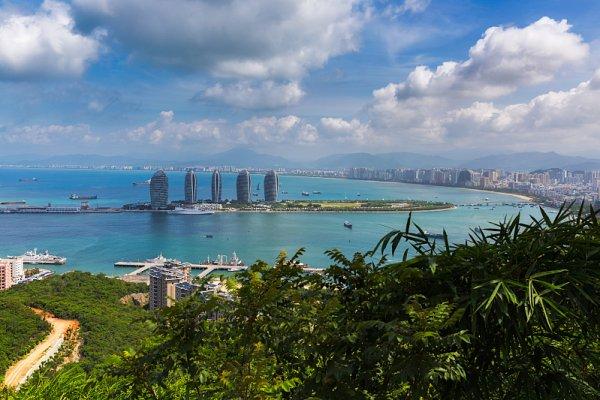 V Číně se pojede na ostrově Chaj-nan