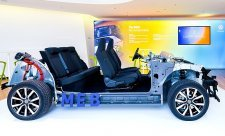Modulární platforma pro elektromobily VW MEB