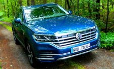 Volkswagen Touareg v prodeji