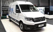 Volkswagen e-Crafter zahajuje novou éru