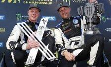 Opět vítězí Kristoffersson, titul pro Volkswagen