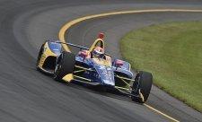Rossi dominoval v Poconu a vyhrál podruhé v řadě