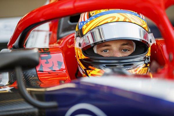 Ferrucci se omluvil za své chování v Silverstone