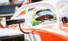 Merhi byl vyhozen z MP Motorsportu