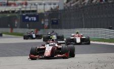 Uvidíme piloty F1 v monopostech F2?