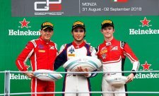 Piquet s Alesim předvedli nádherný férový souboj