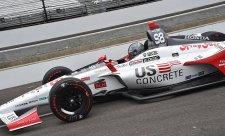 Na rychlý pátek nejrychlejší Andretti