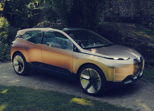 BMW iNEXT se již testuje