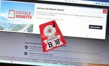 Rakouskou dálniční známku už netřeba nalepovat