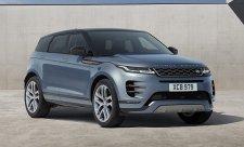 Range Rover Evoque také jako hybrid