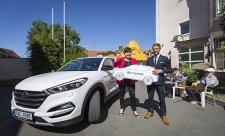 Hyundai podpořil poskytovatele sociálních služeb
