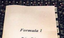 Autor Rychle a zběsile komponuje pro F1