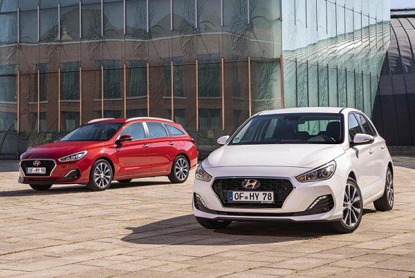 Hyundai i30 modernizován