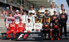 Zkušení a mladí ve F1