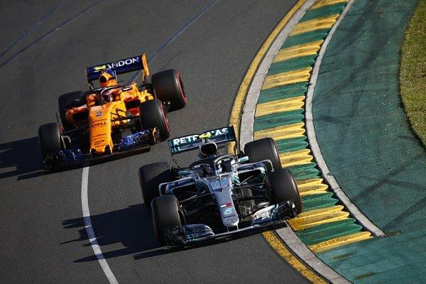 Z F1 prý zmizí omezení spotřeby
