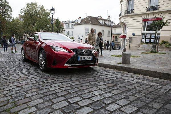 Michelinská zauzená makrela a´la Lexus RC