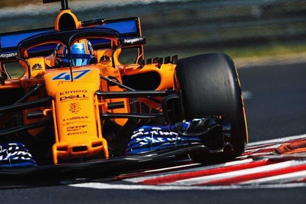 McLaren si ve Spa vyzkouší Norrise