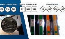 Nové značení paliv