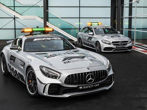 Příští rok safety car od jiného výrobce?