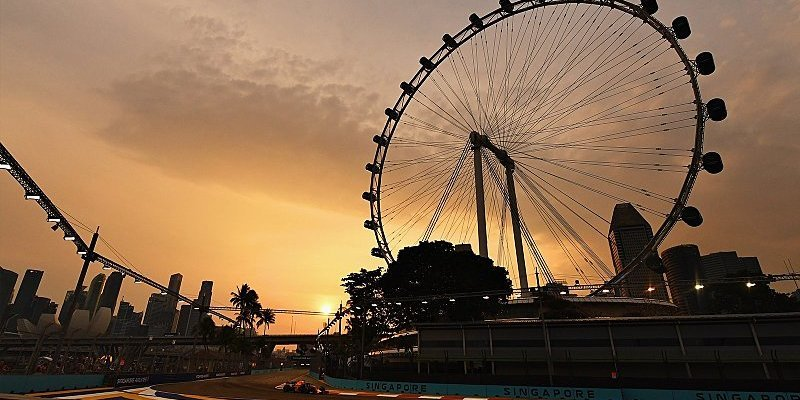 Fotogalerie z VC Singapuru 2018