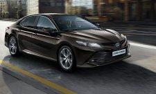 Předprodej Toyoty Camry zahájen
