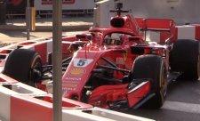 Vettel havaroval v Miláně