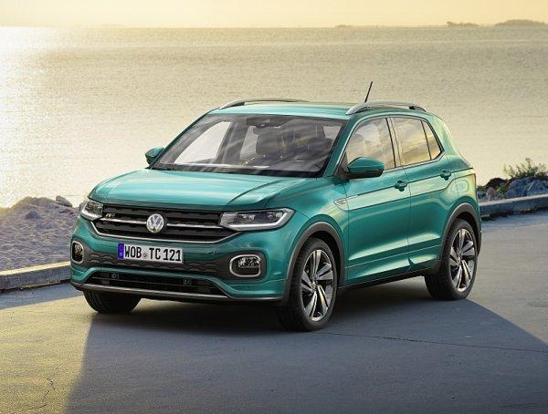 Volkswagen T-Cross pro mladé