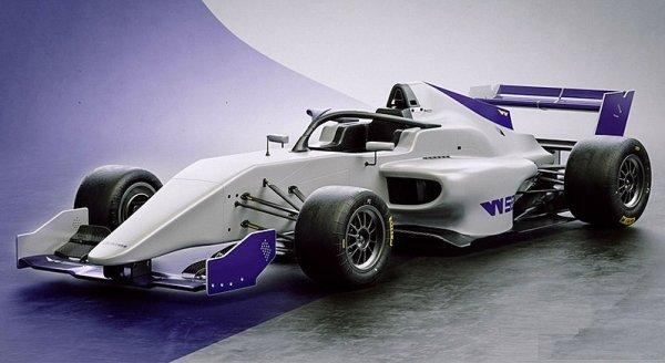 W Series - formule jen pro ženy
